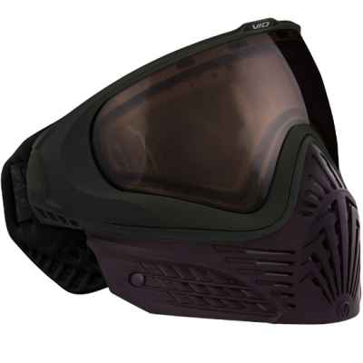 Virtue VIO EXTENDED Paintball Thermal Maske (Tactical ODG) | Paintball Sports