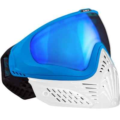 Masque thermique Virtue VIO EXTENDED Paintball (Glace blanche) | Paintball Sports