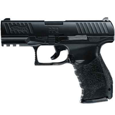 Pistolet Walther PPQ Airsoft (noir) | Paintball Sports