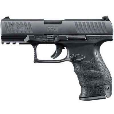 Pistolet de paintball Walther PPQ M2 T4E RAM (Cal. 43) - Noir | Paintball Sports
