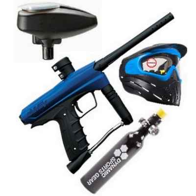 Kit complet de démarrage pour paintball KIDS (Smart Parts Enmey) | Paintball Sports