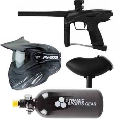 Smart Parts eNMEy Sparpaket Paintball / Einsteigerpaket | Paintball Sports