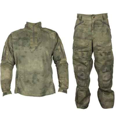 Pack tactique Paintball 2.0 Spec-Ops (pantalon + maillot) Forrest Green Camo | Paintball Sports