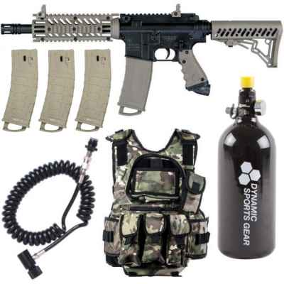 Pack économique Tippmann TMC MagFed Paintball | Paintball Sports