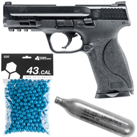 Walther PPQ RAM Pistol Player Pack / Pack économie Paintball | Paintball Sports